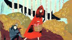 Red Riding Hood by Jon Lau