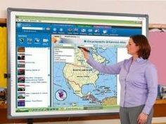 "Numonics Intelliboard Interactive Whiteboard 77"""