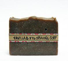 Vanilla and Fig Homemade Shaving Soap Recipe