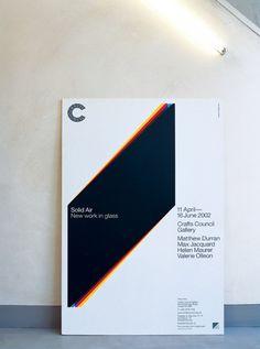 Solid Air identity | Cartlidge Levene