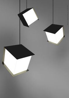 BOX 22 lamp by Marc Th. van der Voorn. Also available: BOX 28. www.marcvandervoorn.nl