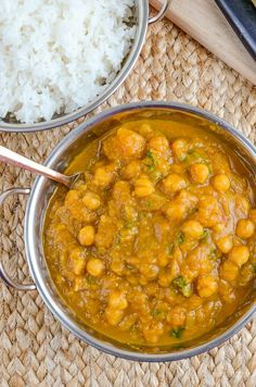 Slimming Eats Butternut Squash Chickpea Curry - dairy free, gluten free, vegan, Slimming World and Weight Watchers friendly Vegan Slimming World, Slimming Eats, Slimming World Recipes, Curry Recipes, Soup Recipes, Cooking Recipes, Recipies, Vegan Breakfast Recipes, Vegetarian Recipes