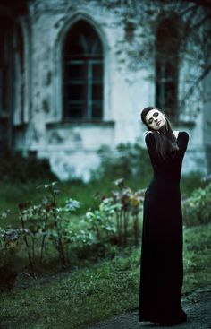gothic by Alex Polyakov, via 500px