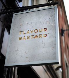 your next dining experience might include black ice cream, recycled food and carbs galore. Shop Signage, Storefront Signage, Restaurant Signage, Retail Signage, Wayfinding Signage, Signage Design, Branding Design, Hotel Signage, Banner Design