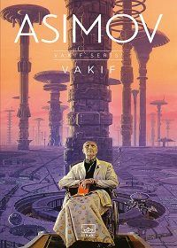 Isaac Asimov - Vakıf (Vakıf Serisi - 1. Kitap) #kitap #books #sciencefiction #space