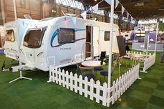 The Festival caravan is open for business - roll up! roll up! Motorhome, Birmingham, Bristol, Fun Activities, Caravan, Recreational Vehicles, Business, Short I Activities, Truck Camper