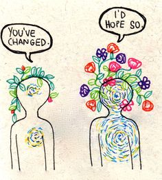 Make the right changes for you!