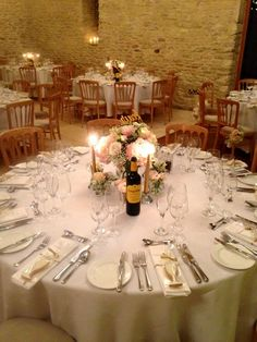 Styling at Kingscote Barn with Bijoux Floral Designs - New Years Eve 2015 www.littleweddinghelper.co.uk