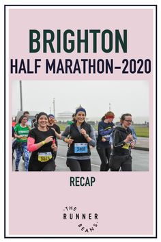 A half marathon at Brighton can be fun, windy and exciting. Here is a quick recap of the Brighton Half Marathon 2020, and a few hidden tips and tricks that can help with your own marathon training. #brightonmarathon #brightonhalfmarathon #brightonmarathon2020 #brightonhalfmarathon2020 #therunnerbeans Marathon Diet, Marathon Gear, Marathon Nutrition, Marathon Clothes, Marathon Runners, Marathon Training, Disney Races, Run Disney, Training Plan