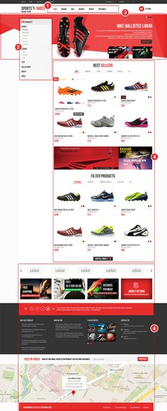 Leo Football Wear Prestashop Theme | Prestashop 1.6 Template | Prestashop Theme | Premium Prestashop Theme | LeoTheme