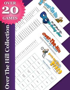 Over-The-Hill Games Collection