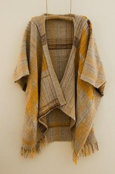 Saori jacket - this link doesn't work, but love love love this wrap thing