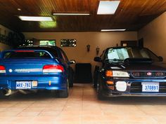 STI type RA & Impreza gt swap STI in Costa Rica