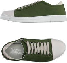 SALVATORE FERRAGAMO Sneakers- 7112style.website -