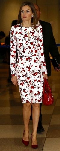 19 Sep 2016 - Queen Letizia attedns meeting at 71st session of the UN General Assembly. Click to read more