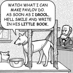 Psychology humor. Ha.