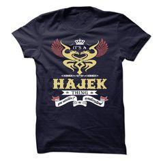 (Tshirt Amazing Discount) Its a Hajek Thing You Wouldnt Understand sweatshirt t shirt hoodie Discount Best Hoodies, Tee Shirts