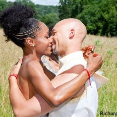 YaYa DaCosta married Joshua Alafia.