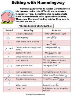 proof reading essay