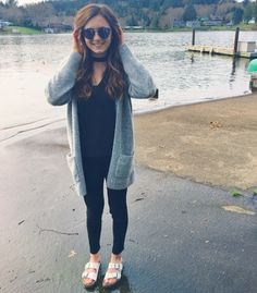 His & Her Lake Looks - Part Two - Blissfully Brunette