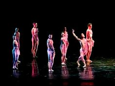 Light Rain, Joffrey Ballet - Choreography by Gerald Arpino (a personal favorite!)