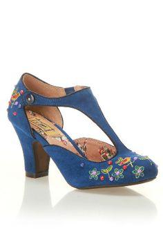 Gorgeous flamenco shoes