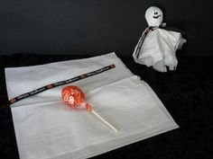 ghost lollipop--classic, but still so much fun!