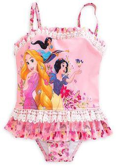 Disney Store Princess 2pc Deluxe Swimsuit Rapunzel Jasmine Size 3 4 5/6 7/8 9/10 | Clothing, Shoes & Accessories, Kids' Clothing, Shoes & Accs, Girls' Clothing (Sizes 4 & Up) | eBay!