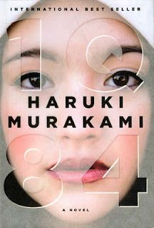 Ingenious Murakami book jacket design by Chip Kidd See also: http://www.youtube.com/watch?v=aUHck0FViac