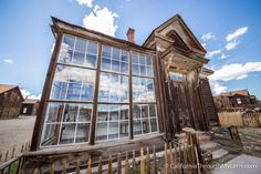Bodie State Historic Park: California's Best Ghost Town