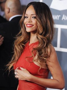 Top 10 Best Celebrity Ombre Hairstyles | Celebrity News & Style for Black Women