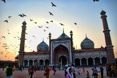 Top 10 places to go to in New Delhi