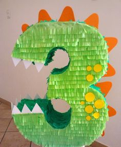 Dinosaur party for kids Birthday decoration Dinasour Birthday, Birthday Pinata, Dinosaur Birthday Party, Dinasour Party, Elmo Party, Dinosaur Cake, Mickey Party, Dinosaur Party Decorations, Birthday Party Decorations