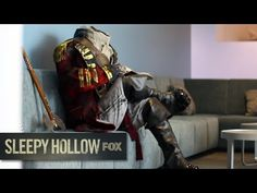 Don't Lose Your Head | SLEEPY HOLLOW | FOX BROADCASTING