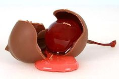cherry fantasy | ... what happens? I'm dipped, like a juicy cherry, in chocolate fantasy