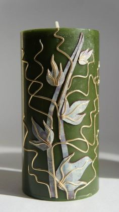 ivy candle