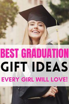 Graduation Gifts For Best Friend, Graduation Gifts For Friends, Unique Graduation Gifts, High School Graduation Gifts, Graduation Diy, Graduation Party Centerpieces, Senior Gifts, College Fun, Gift Ideas