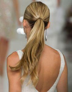 Spring 2012 Hair Trends– Best Hair Trends for Spring 2012 - Harper's BAZAAR