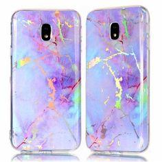 #AdoreWe #RoseGal.com - #RoseGal Fashion Color Plated Marble Phone Case For Samsung Galaxy J7 2017 J730 Case Cover European version Soft TPU Phone Bag - AdoreWe.com