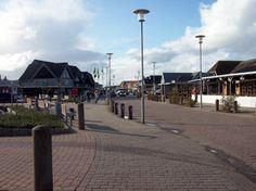 Blaavands Hauptstrasse - Dänemark