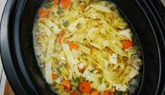 Ingredients   1 lb skinless, boneless chicken breasts  1 tsp olive oil  8 cups fat free chicken broth  3 large carrots, chopped  3 celery stalks, chopped  1 small yellow onion, finely chopped  2 cloves garlic, minced