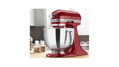 Brand New kitchenAid Stand Mixer Tilt 4.5-Quart ksm8 for$229.99 at eBay