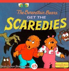 Here's a book I found on Bookboard: The Berenstain Bears Get the Scaredies