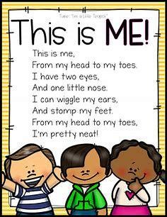 Image result for Printable Preschool All About Me Poems Easter Toys, Easter Candy, Easter Gift, Happy Easter, Easter Crafts, Preschool Crafts, Special Needs Teaching, Easter Pillows, Action Songs
