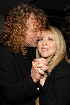 Robert Plant, Stevie Nicks, 2007
