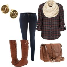Daydreaming of Scotland. Here's my hiking outfit. Just need a sensible sole on those boots, and a nice walking stick! <3