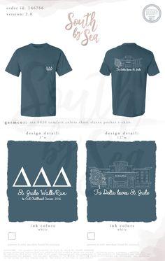 28 Best Tri delta shirt ideas images  ea9372babdd9f