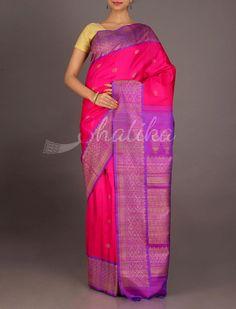 411cf32d867c56 Handloom Sarees - Buy Handloom Silk Sarees and Cotton Sarees Online