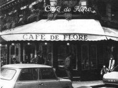 paris. cafe de flore.