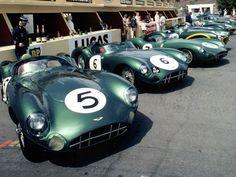 Team Aston Martin • Le Mans 1959
